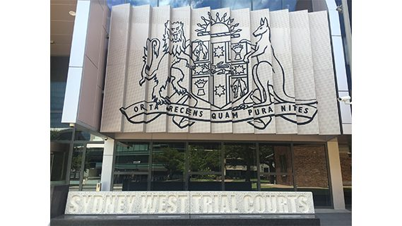 Sydney West Trial Courts