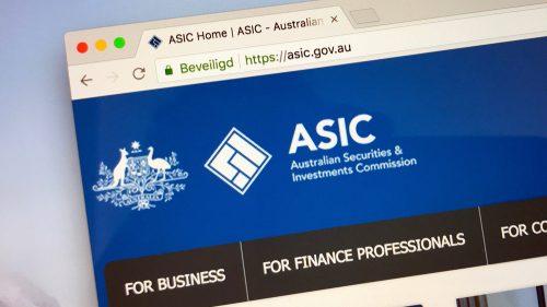 ASIC Website