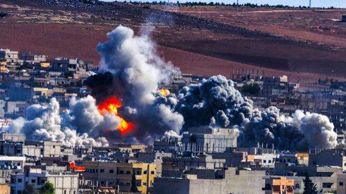 Kurdish fighting