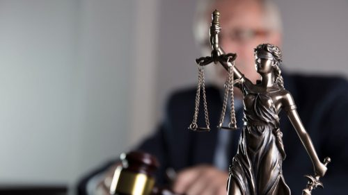 magistrate lady justice