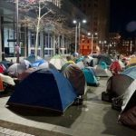 QVB Rough Sleepers' Camp Shines a Light on Sydney's Homeless Crisis
