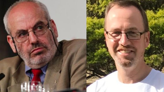 David Shoebridge and Alex Wodak