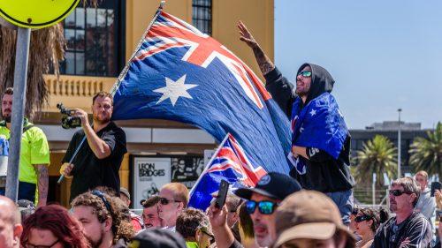 St Kilda Rally