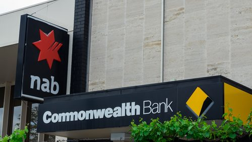 NAB and Commonwealth Bank of Australia