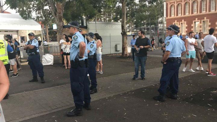police festival