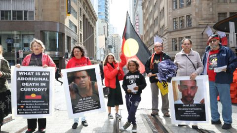 Aboriginal deaths in custody