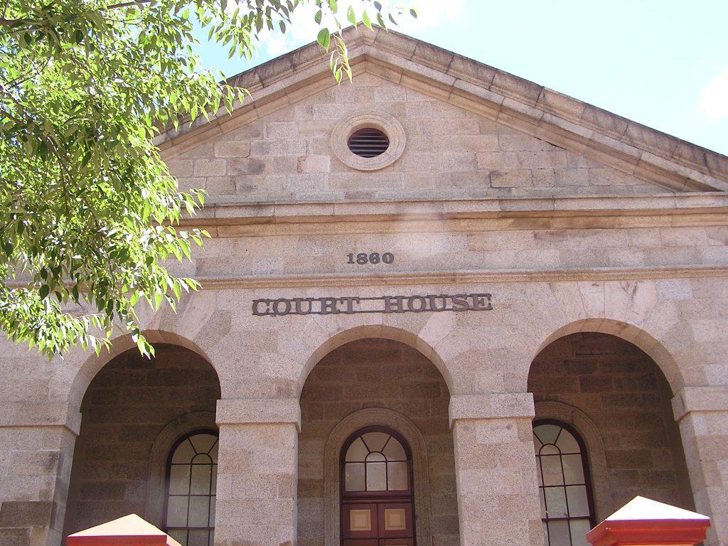 Albury District Court