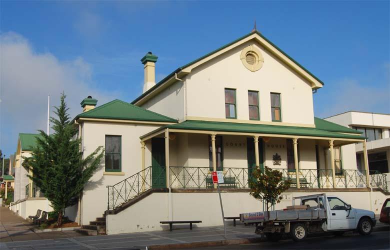 Bega District Court