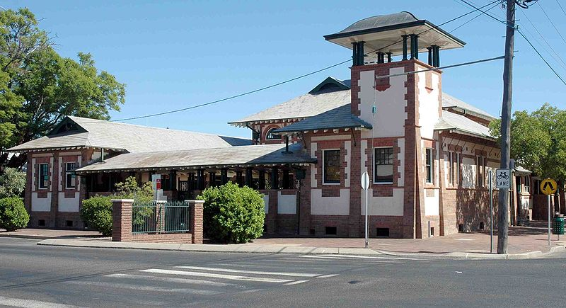 Bourke District Court