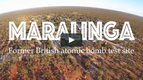 british nuclear bombing