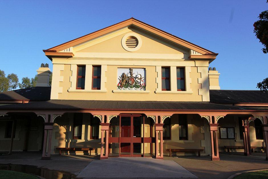 Broken Hill District Court