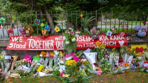 Christchurch memorial