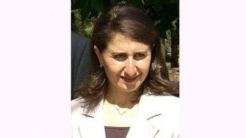 Gladys Berejiklian from Sydney