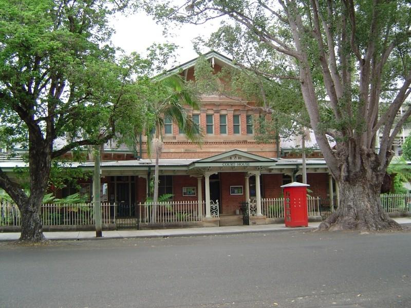 Grafton District Court