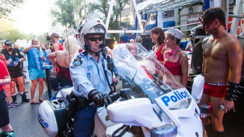 mardigras police