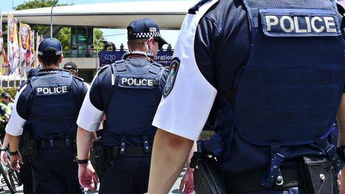 police officers uniform
