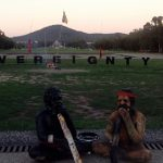 For the Crime of Genocide: An Interview With the Aboriginal Tent Embassy's Robert Corowa