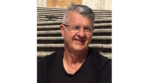 CEO Stuart Loveday