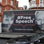 Free Assange: Incarcerated for Exposing the Truth