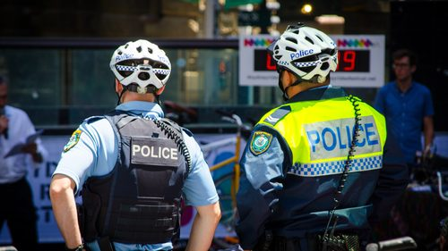 Pair of NSW Police