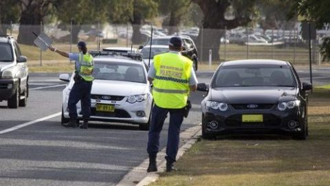 Drug driving in NSW