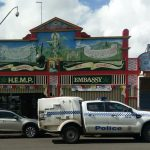 Police Raid on Nimbin Hemp Embassy: Little More Than a Show of Strength