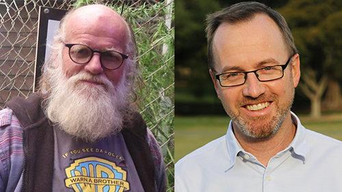 Michael Balderston and David Shoebridge