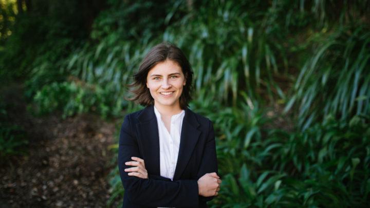 NZ Green Party MP Chlöe Swarbrick