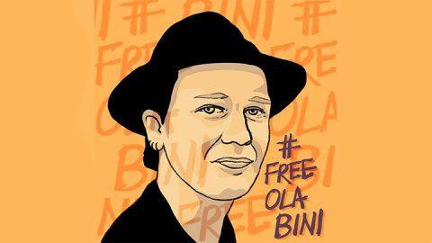Free Ola Bini