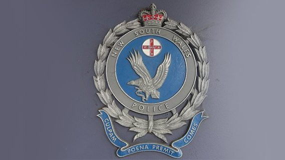 Police NSW emblem