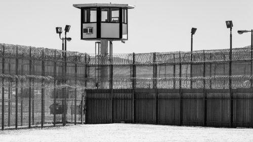 Prison tower
