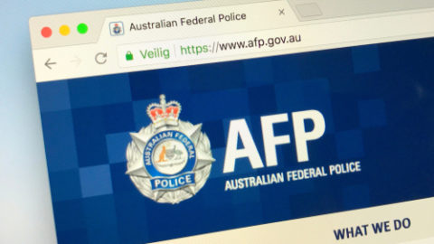 AFP website