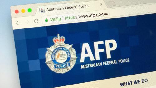 AFP website