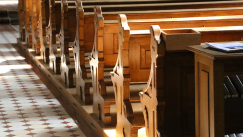 Church seats