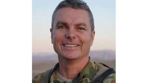 Lawyer David McBride