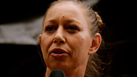 Nelly's Healing Centre's Helen Eason