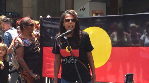 Indigenous Rights Activist Lynda-June Coe