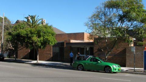 Waverley courthouse
