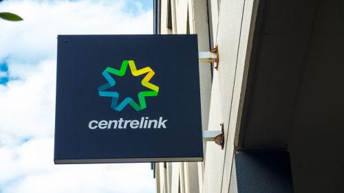 Centrelink office