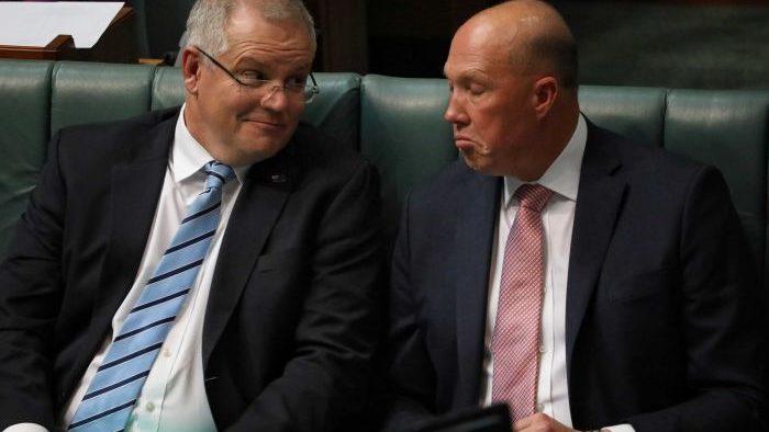 Morrison government