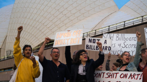 protest nsw