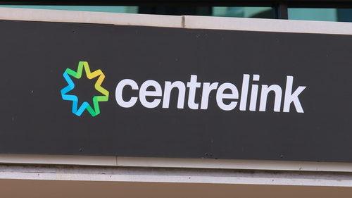 Centrelink sign