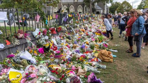 Christchurch terror