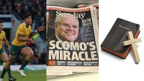 Folau football religion
