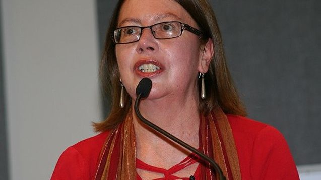 AFTINET's Dr Patricia Ranald