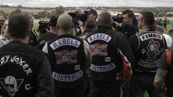 Rebels gang