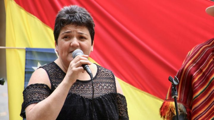 Pinochet-Era Activist Paula Sanchez