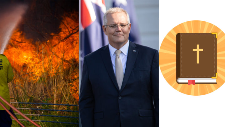 Fires, Morrison and the Bible