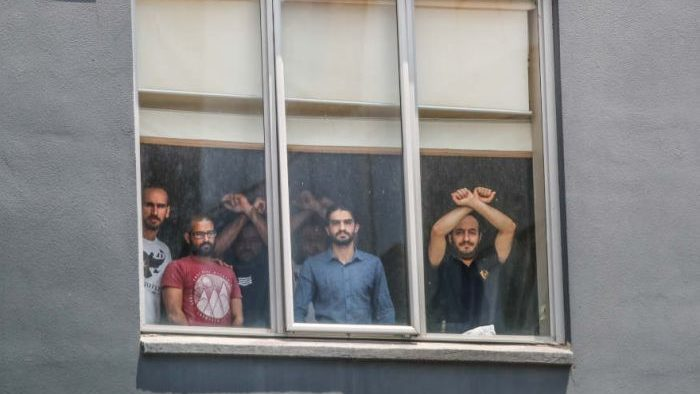 Medevac Detainees