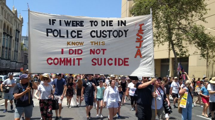 Suicides in custody